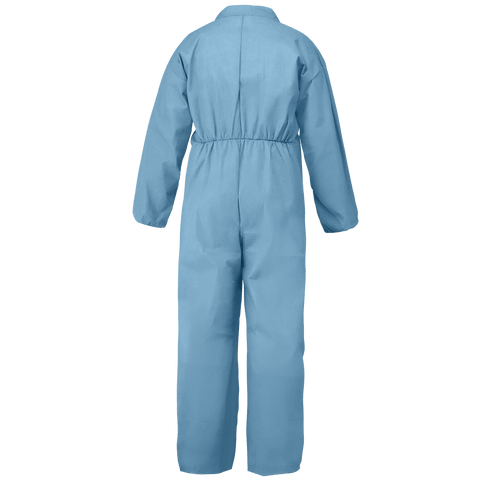 FrogWear Premium Self-Extinguishing Coveralls with Collar