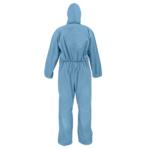 FrogWear Premium Self-Extinguishing Coveralls with Hood NW-COV80FR