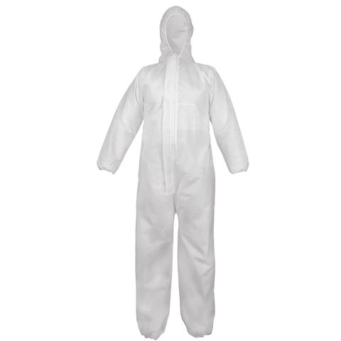 FrogWear SMS Material Disposable Coveralls NW-SMS300COV