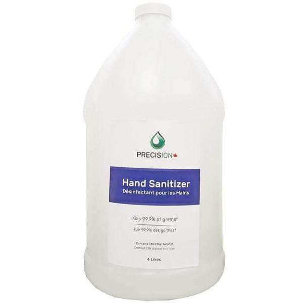 Precision Hand Sanitizer - 1G (Case)