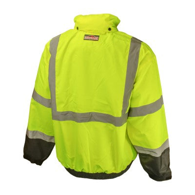 Radians SJ210B 3-in-1 High Visibility Bomber Jacket