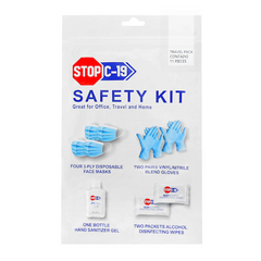 Safety Kit by Stop C-19