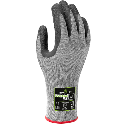 SHOWA 346 Cut resistant Palm Coated Glove 13-Guage
