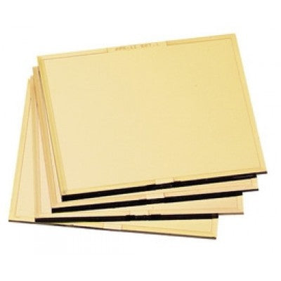 Radnor 8-12 Polycarbonate Gold-Coated Filter Plates