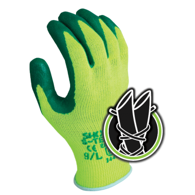 SHOWA S-TEX 350 Cut Resistant Glove ANSI A4