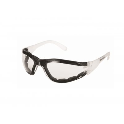MCR Safety CL310AF Checklite Foam Clear Anti-Fog Lens