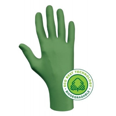 SHOWA GREEN-DEX Biodegradable Glove 6110PF