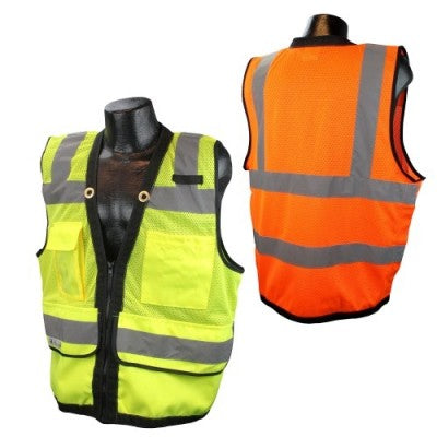 Radians Heavy Duty Surveyor Safety Vest SV59Z-2ZGD