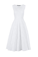 Load image into Gallery viewer, ERA long dress bianco