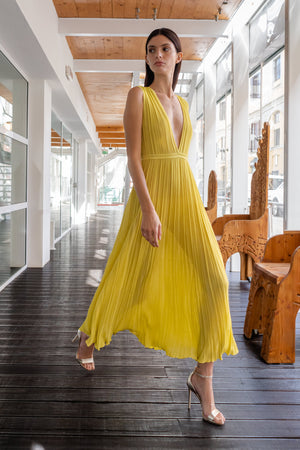Open image in slideshow, NANCY Long Dress