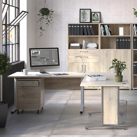 Tiny Home Office   DIY Ideas to keep your home office desk well organised