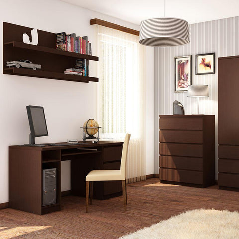 Tiny Home Office | Make your home office space