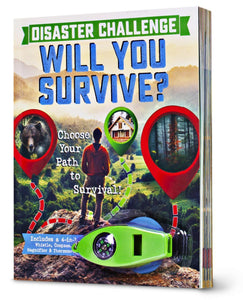 Disaster Challenge: Will You Survive?