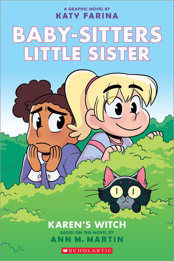 The Baby-sitters Little Sister #1: Karen's Witch