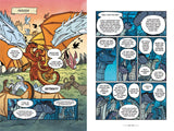 Wings of Fire: The Dark Secret Graphic Novel