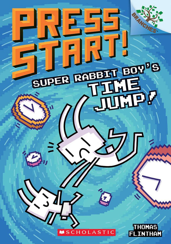 Press Start #9: Super Rabbit Boy's Time Jump