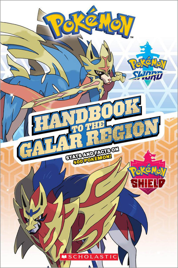 Pokémon™ Handbook to the Galar Region
