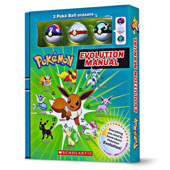 Pokémon™ Evolution Manual
