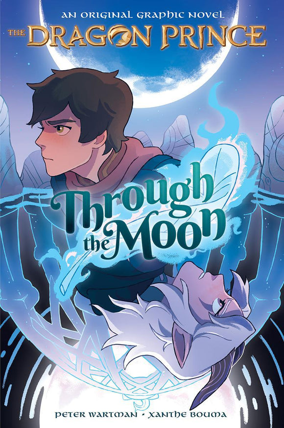 Dragon Prince Graphic Novel #1: Through the Moon