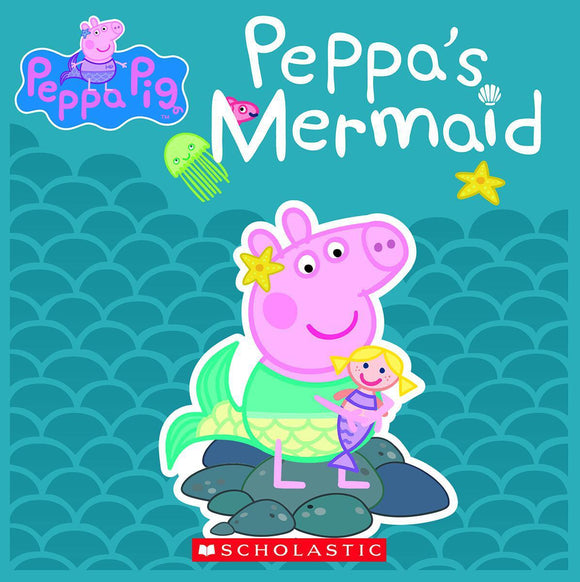 Peppa Pig: Peppa's Mermaid