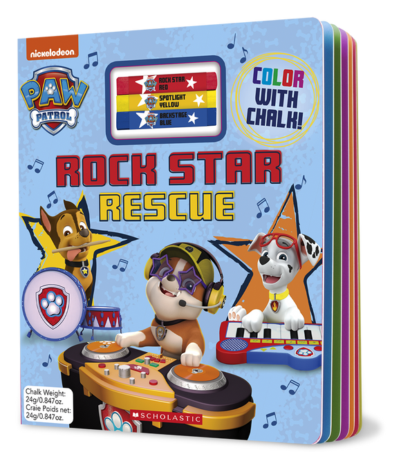 PAW Patrol: Rock Star Rescue