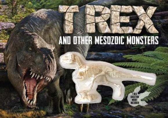 T-REX and other Mesozic Monsters