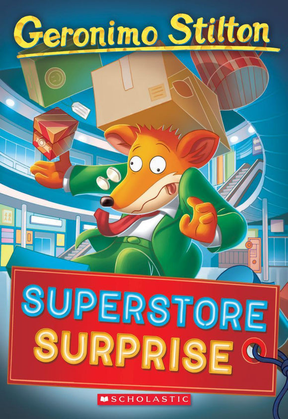 Geronimo Stilton: Superstore Surprise