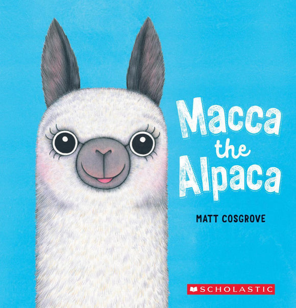 Macca the Alpaca