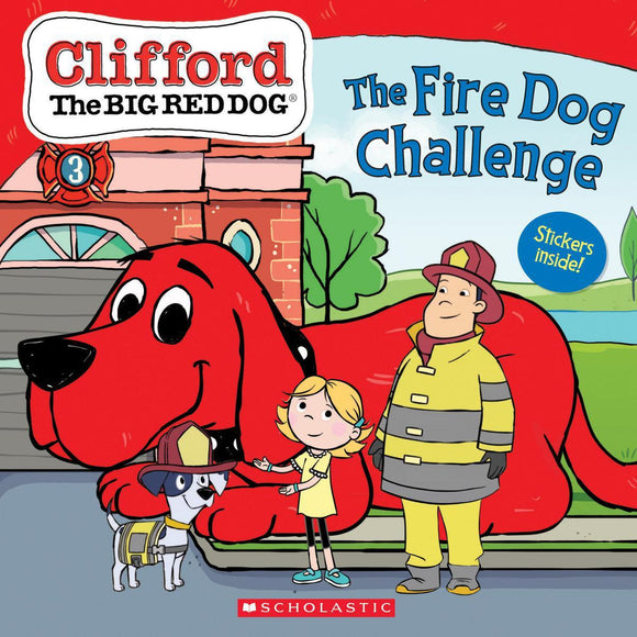 Clifford the Big Red Dog: Fire Dog Challenge