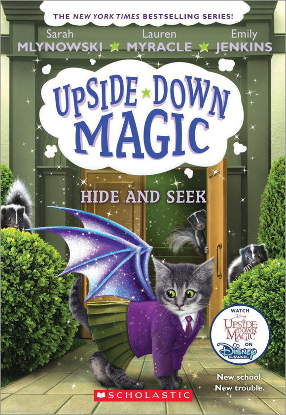 Upside Down Magic #7: Hide and Seek