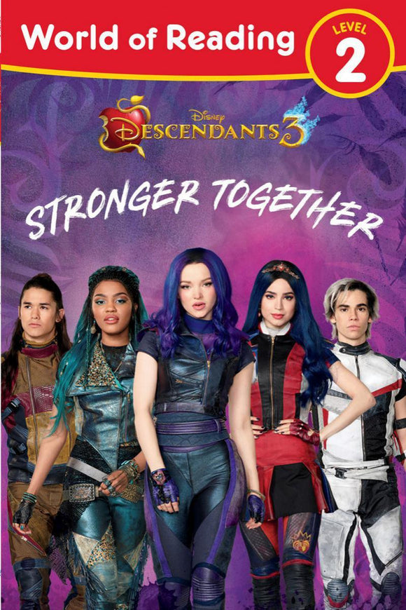 Disney Descendants 3 : Stronger Together