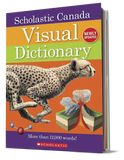 Scholastic Canada Visual Dictionary