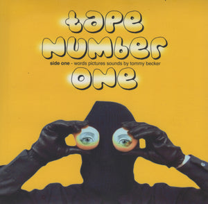 Tape Number One - Side One, by Tommy Becker