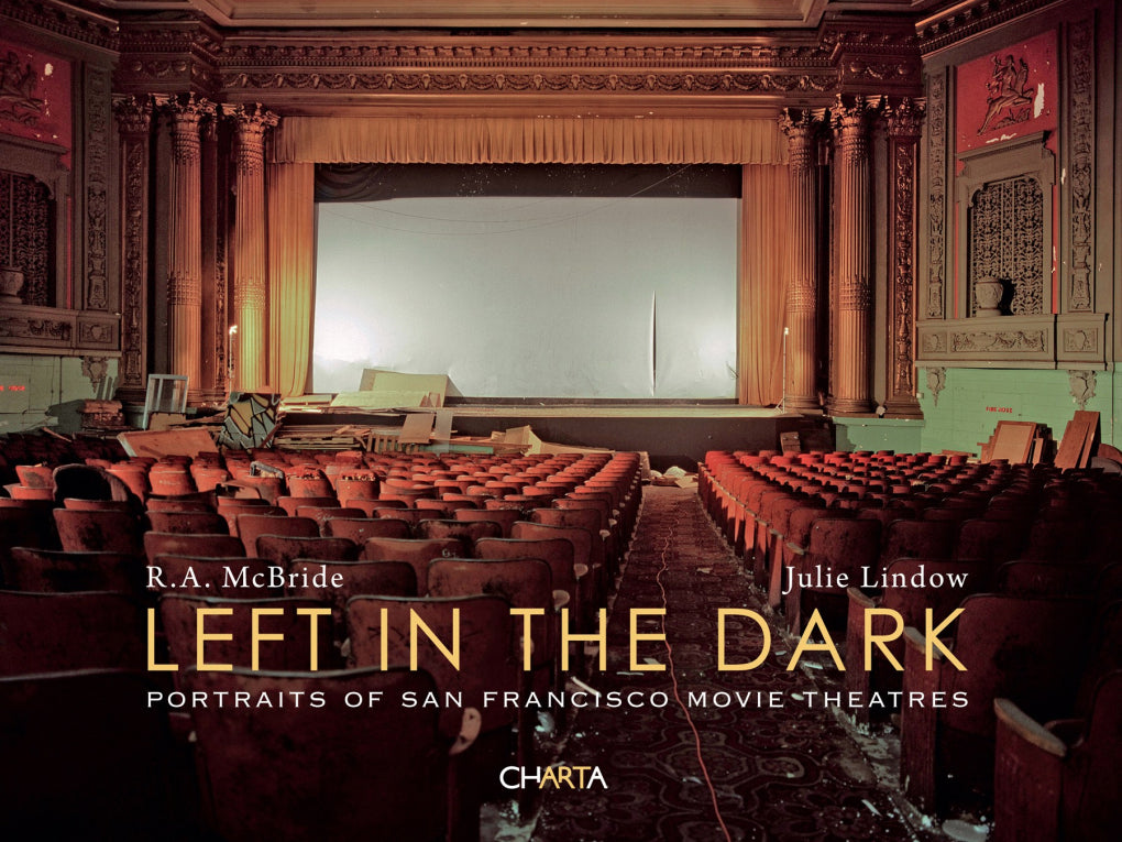 Left in the Dark by Julie Lindow and Rebecca McBride