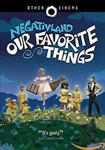Our Favorite Things by Negativland DVD