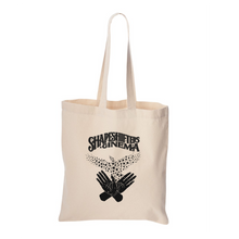 Load image into Gallery viewer, Shapeshifters Cinema Tote Bag