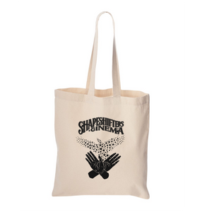 Shapeshifters Cinema Tote Bag