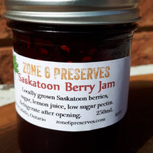 Load image into Gallery viewer, Saskatoon Berry Jam
