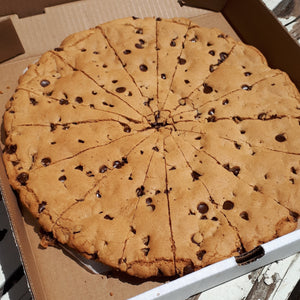 Chocolate Chip Cookie Pizza - 12""