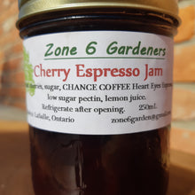 Load image into Gallery viewer, Cherry Espresso Jam