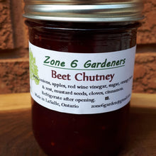 Load image into Gallery viewer, Beet Chutney