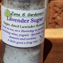 Load image into Gallery viewer, Lavender Sugar