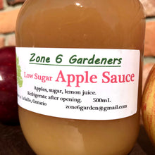 Load image into Gallery viewer, Apple Sauce - Low Sugar