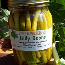Load image into Gallery viewer, Pickled Dilly Beans