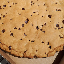 Load image into Gallery viewer, Chocolate Chip Cookie Pizza - 12""