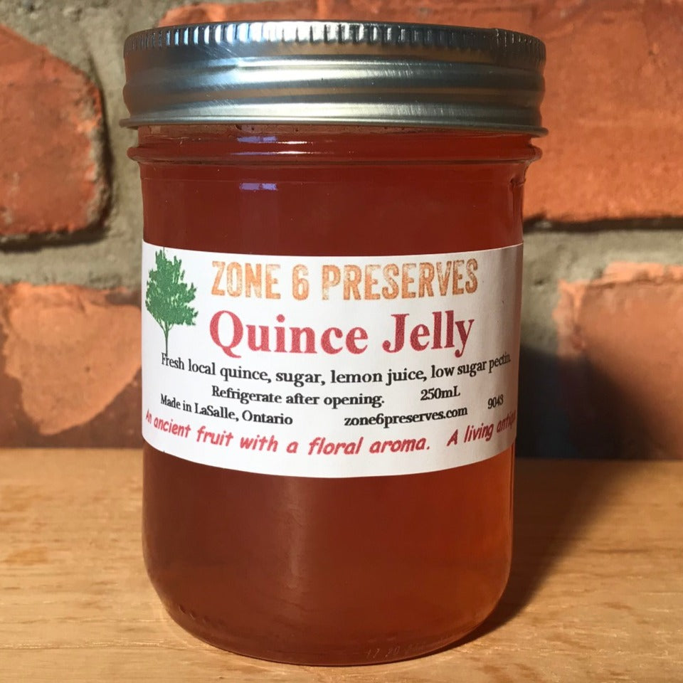 NEW! Quince Jelly