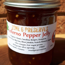 Load image into Gallery viewer, Inferno Pepper Jelly