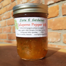 Load image into Gallery viewer, Jalapeno Pepper Jelly