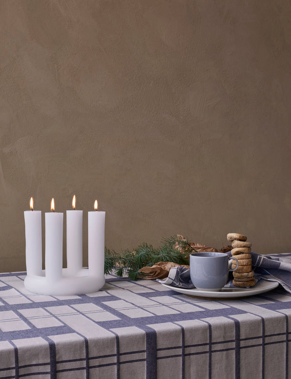 Broste Advent Candle Lucia White