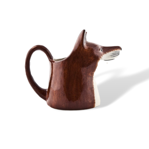 Quail Designs Fox Jug: Large